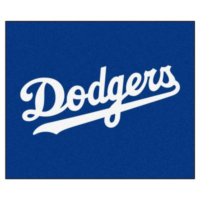 Los Angeles Dodgers 5 ft. x 6 ft. Tailgater Rug