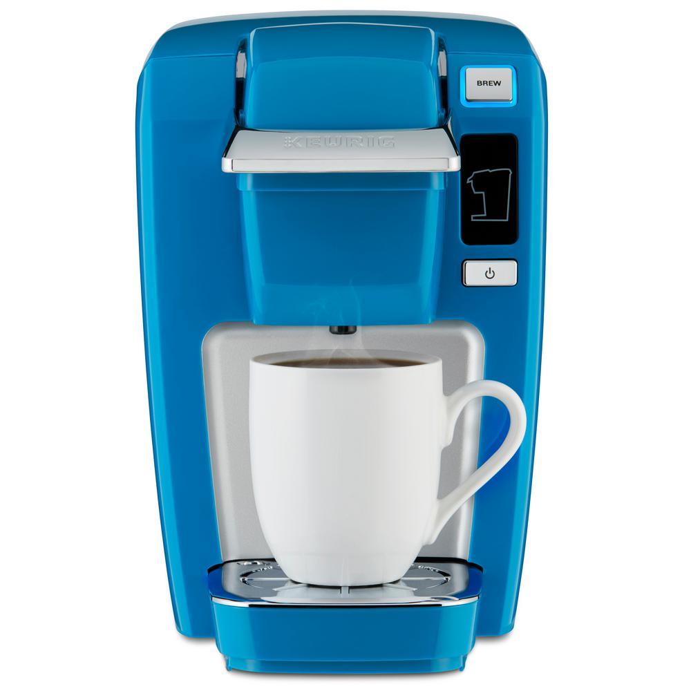 True Blue Keurig Single Serve Coffee Maker K15 Classic