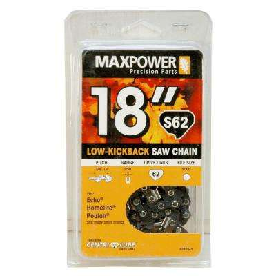 18 in. Replacement Chainsaw Chain