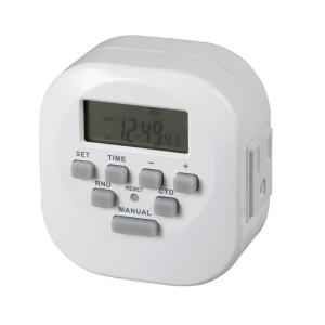 Westek 15 Amp 2-Outlet Digital Timer by Westek