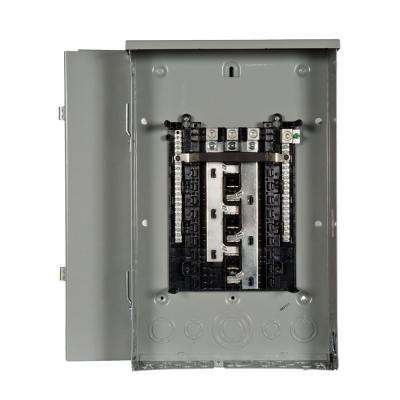 ES Series 150 Amp 18-Space 36-Circuit Main Lug Outdoor 3-Phase Load Center