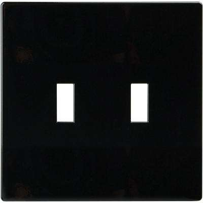 Black Switch Plates Awesome Eaton  Black  Switch Plates  Wall Plates  The Home Depot 2017
