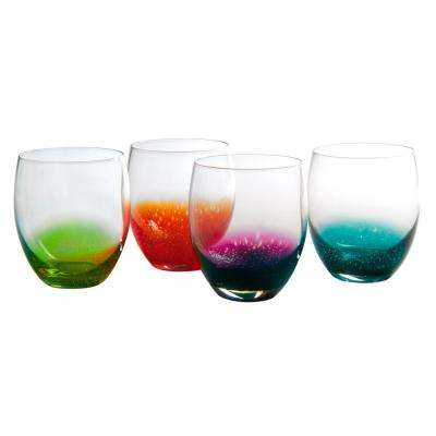 18 oz. Old Fashioned Glasses (Set of 4)