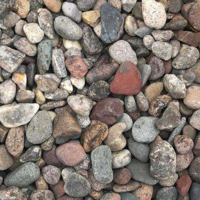 0.50 cu. ft. 40 lbs. 3/4 in. Arizona River Rock (20-Bag Pallet)