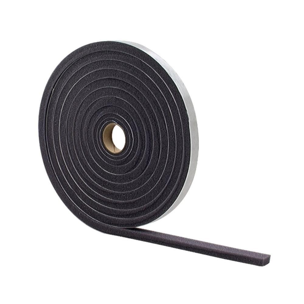 1/4 in. x 17 ft. Low-Density Foam Weatherstrip Tape