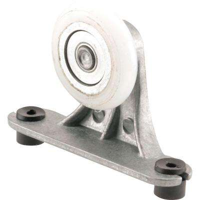 1-1/4 in. Nylon Pocket Door Roller Assembly with Steel Ball Bearings