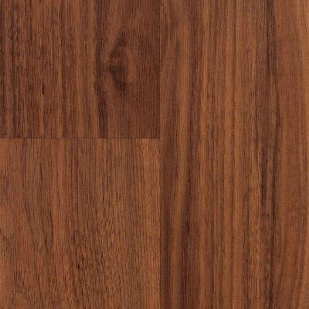 Monarch Walnut Click Lock Laminate Flooring - 5 in. x 7