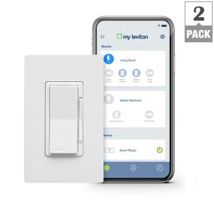 2-Pack Leviton Dimmers & Switches On Sale from $62.96 Deals