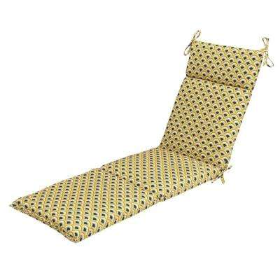 Viking Outdoor Chaise Lounge Cushion