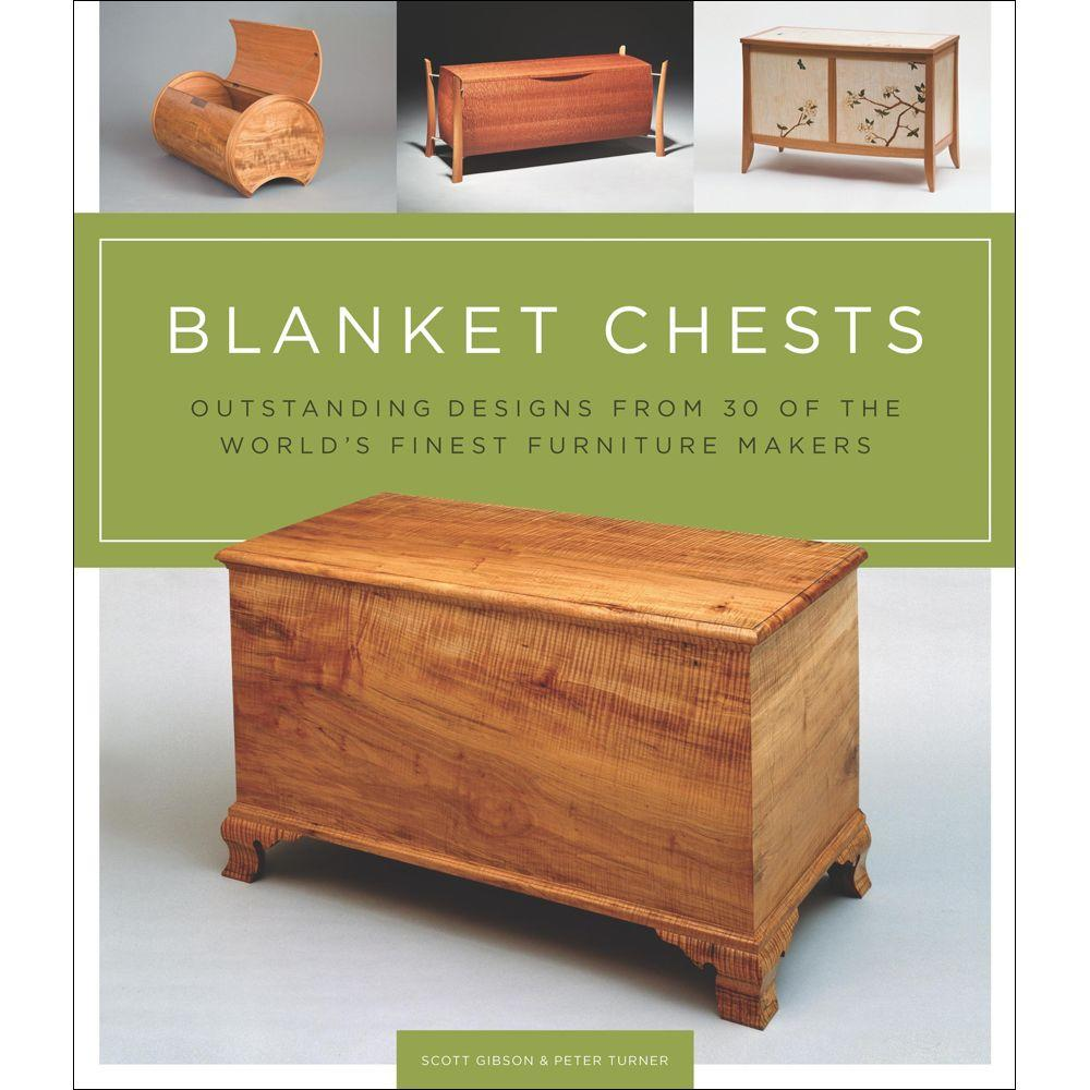 null Blanket Chests Book: Outstanding Designs from 30 of the World's Finest Furniture Makers