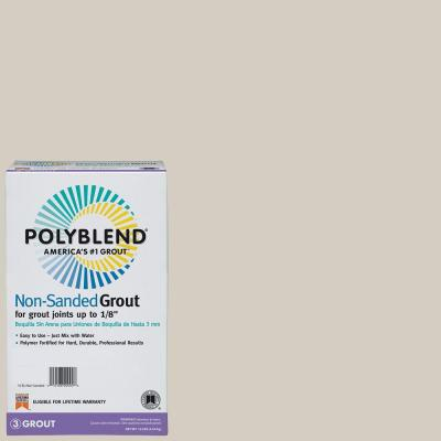 Polyblend #545 Bleached Wood 10 lb. Non-Sanded Grout