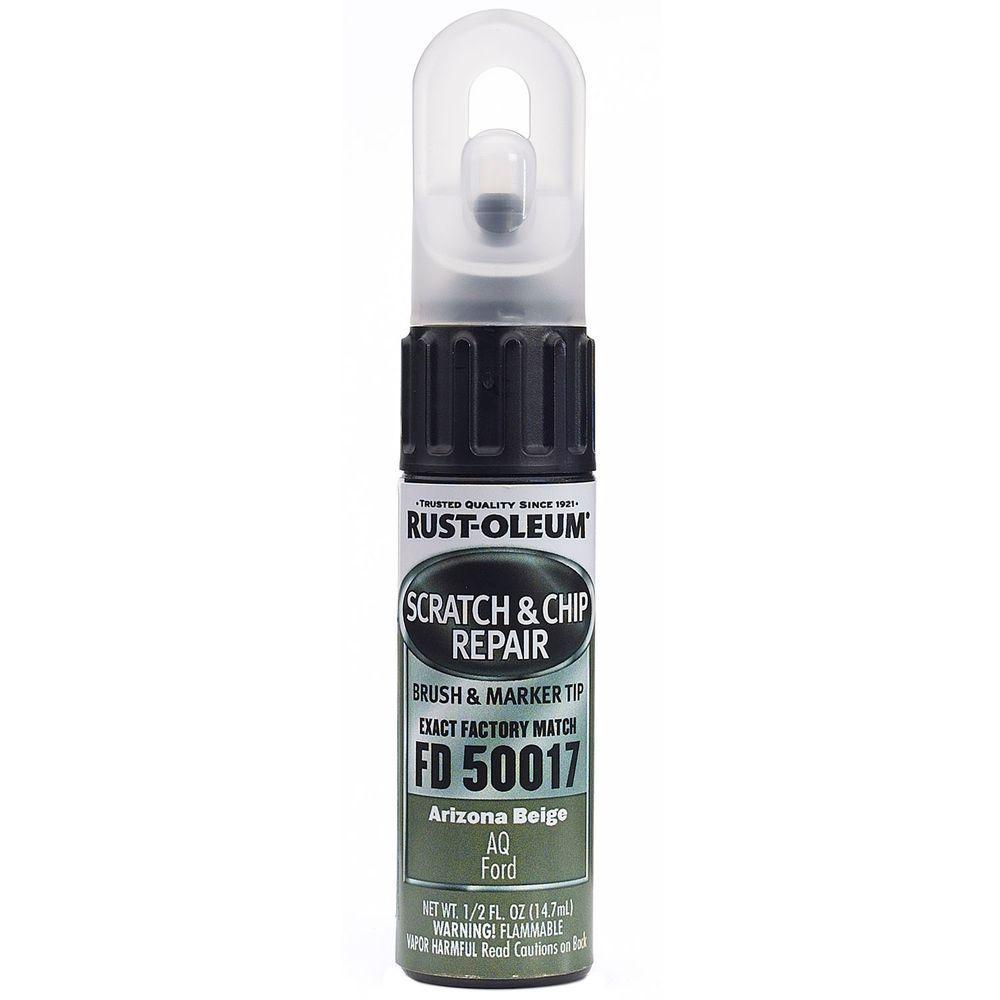 0.5 oz. Arizona Beige Scratch and Chip Repair Marker (6-Pack)
