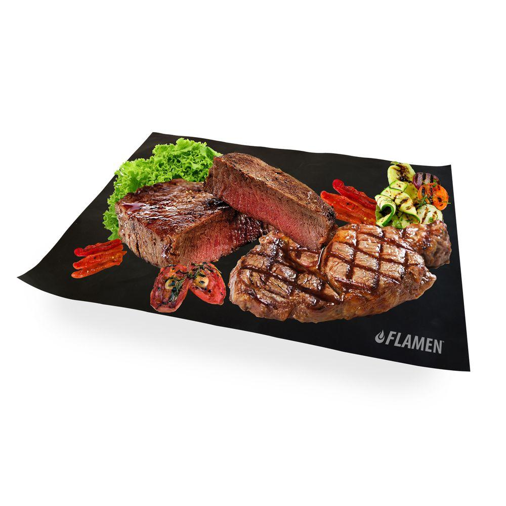 Kitchen Home Bbq Grill Mat