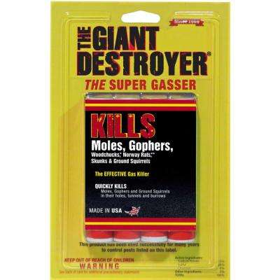 1.75 oz. Super Gasser Pest Killer (4-Pack)