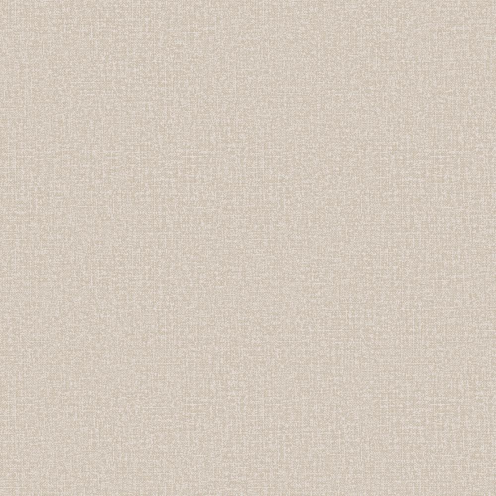 Gold Linen Plain Wallpaper