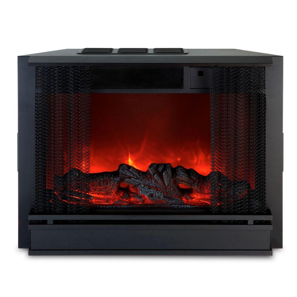 Real Flame 20 in. Electric Fireplace Insert-DISCONTINUED