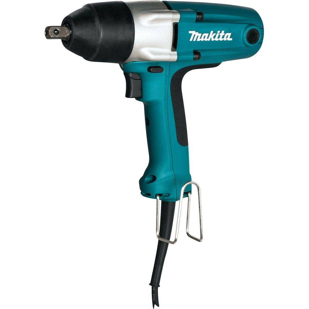 Makita 3 Amp 1 2 In Corded Impact Wrench W Detent Pin Anvil