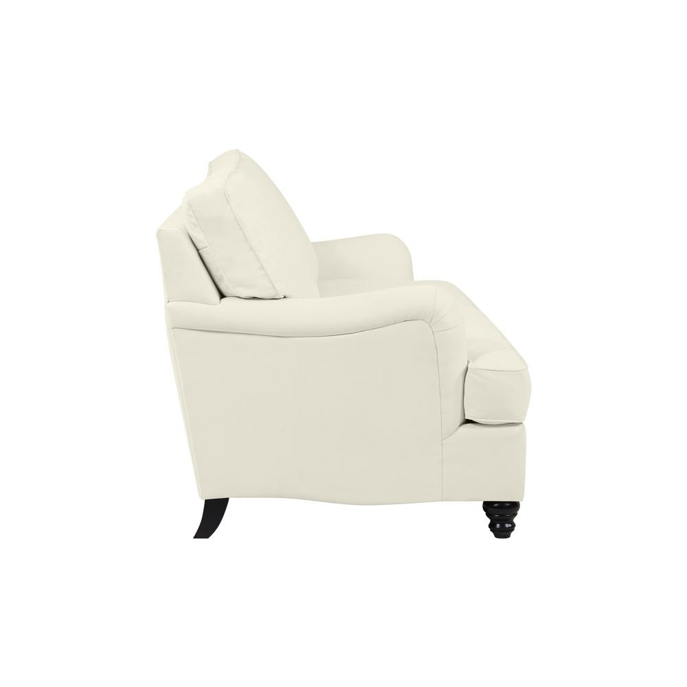 Super Handy Living Sommers Modern Classic Creamy White Brushed Ibusinesslaw Wood Chair Design Ideas Ibusinesslaworg