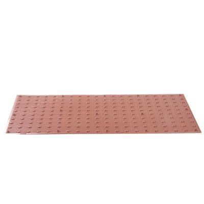 Smart-ADA TILE DWT 2 ft. x 4 ft. Brick Red Fast-Tile-DISCONTINUED