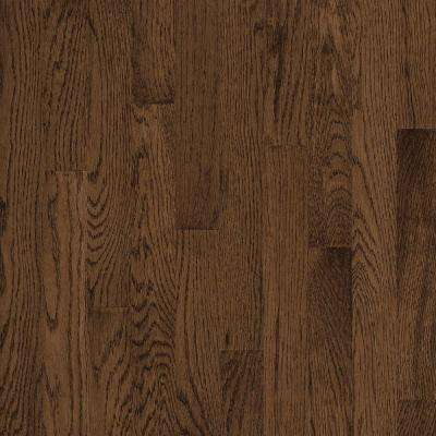 Take Home Sample - Natural Reflections Oak Walnut Solid Hardwood Flooring - 5 in. x 7 in.