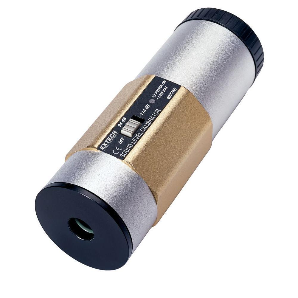 94/114 dB. Sound Calibrator