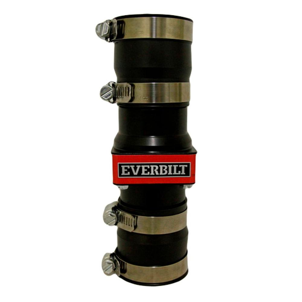 Everbilt 1.25 in. and 1.5 in. ABS In-Line Sump Pump Check Valve