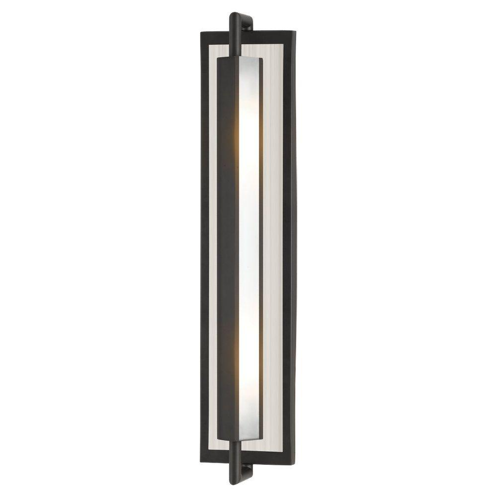 Feiss mila 2 light oil rubbed bronze wall sconce wb1452orb the feiss mila 2 light oil rubbed bronze wall sconce aloadofball Image collections