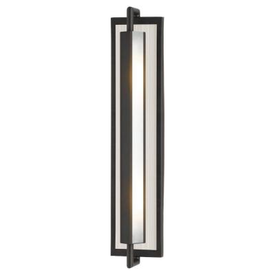 Mila 2-Light Oil Rubbed Bronze Wall Sconce