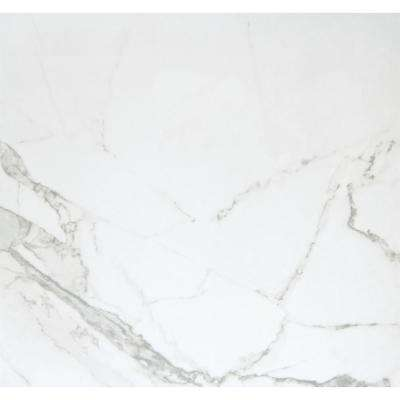 Duomo Bianchi Matte 23.62 in. x 23.62 in. Porcelain Floor and Wall Tile (15.5 sq. ft. / case)