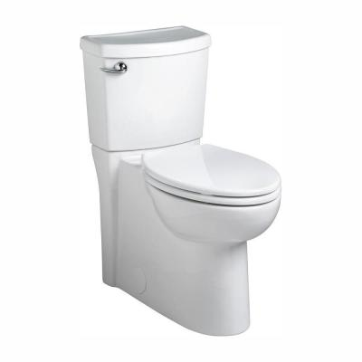 Cadet 3 FloWise 2-Piece 1.28 GPF Single Flush Elongated Toilet in White