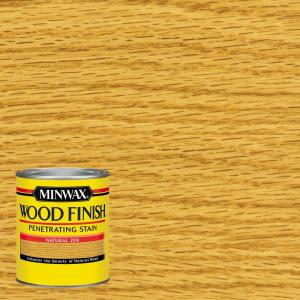 1 qt. Wood Finish Natural Oil Based Interior Stain