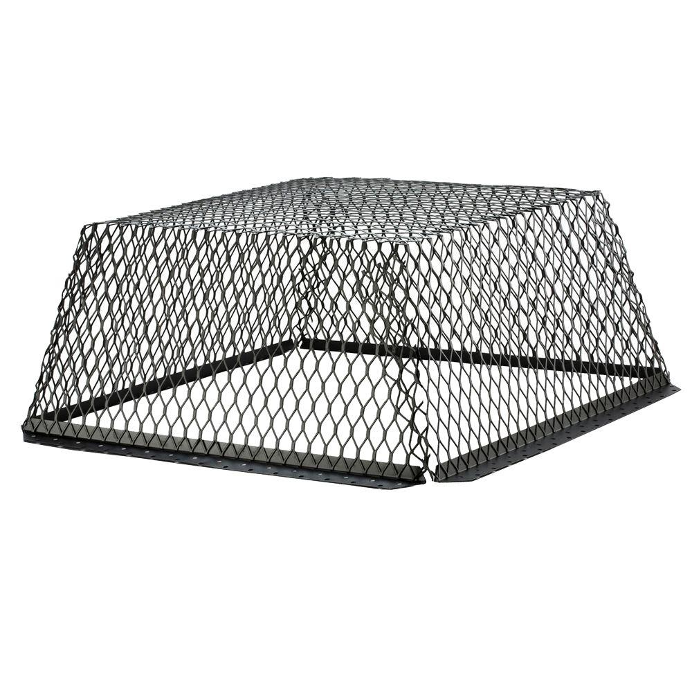 VentGuard 25 in. x 25 in. x 12 in. Roof Wildlife