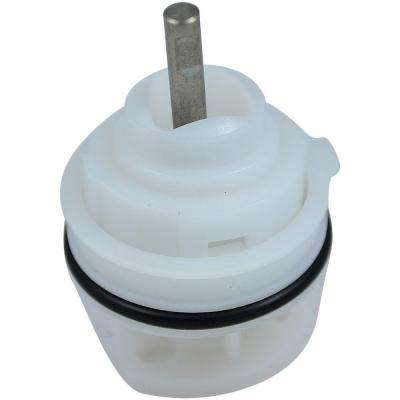 Single-Handle Cartridge for Valley Lav/Kitchen/Tub/Shower Faucets