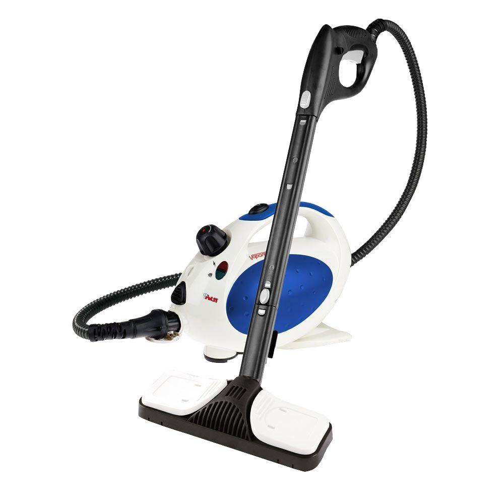 Polti Vaporetto Handy Multi-Surface Portable Steam Cleaner with 18 Accessories, Whites