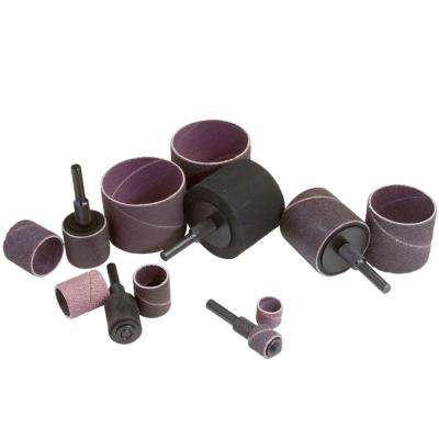 15-Piece General Purpose Sanding Drum Kit with Quick Lock Drums