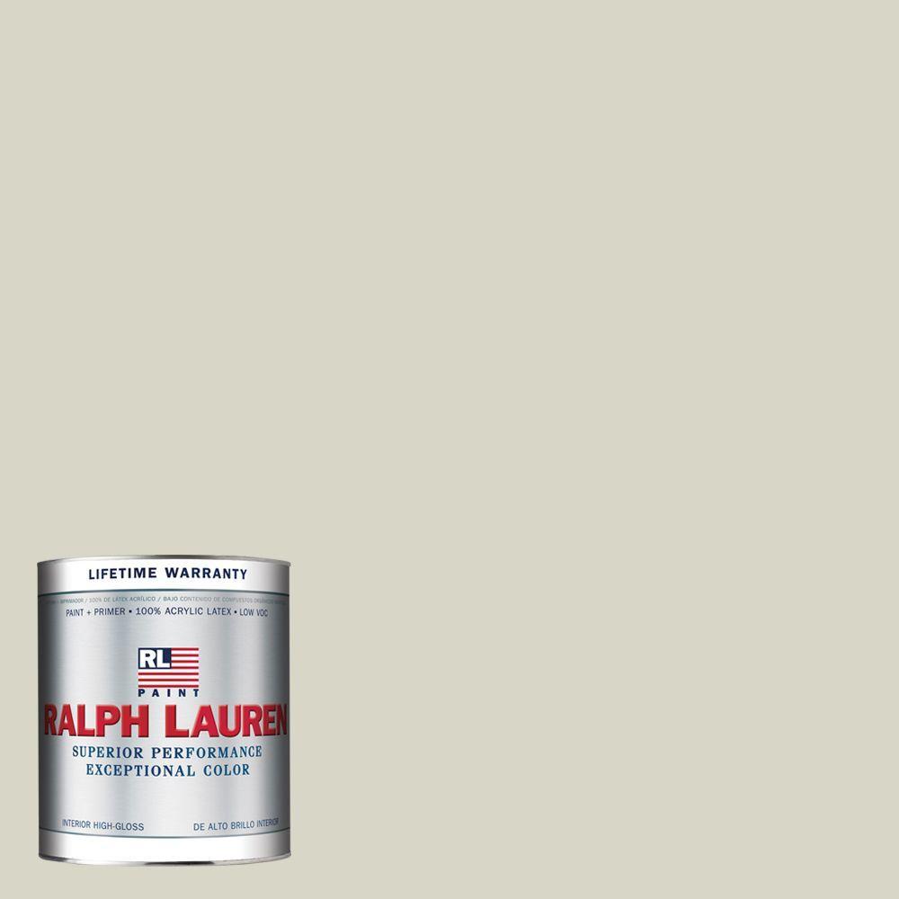 Ralph Lauren 1-qt. Candlewick White Hi-Gloss Interior Paint