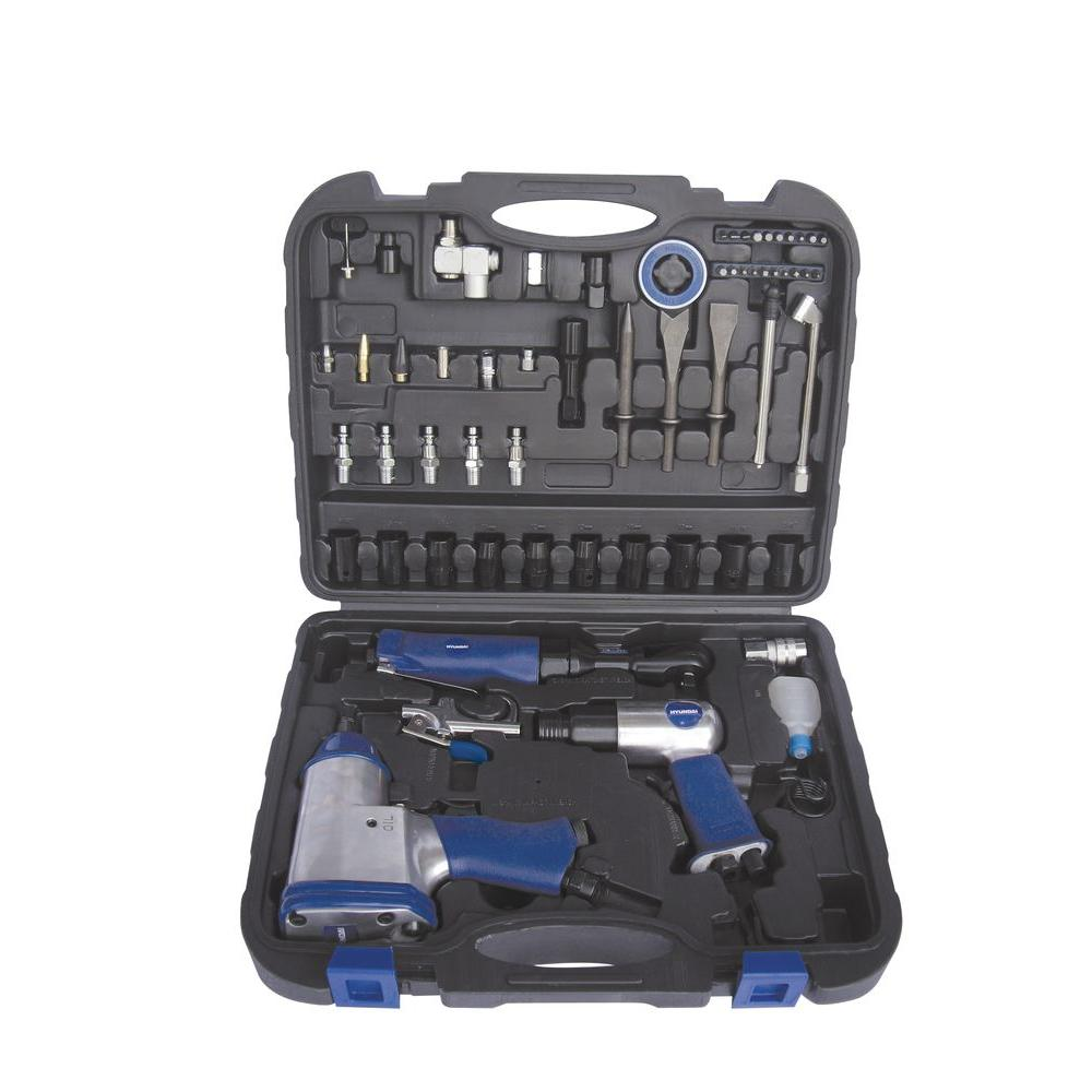 Hyundai 62-Pieces Tool Kit