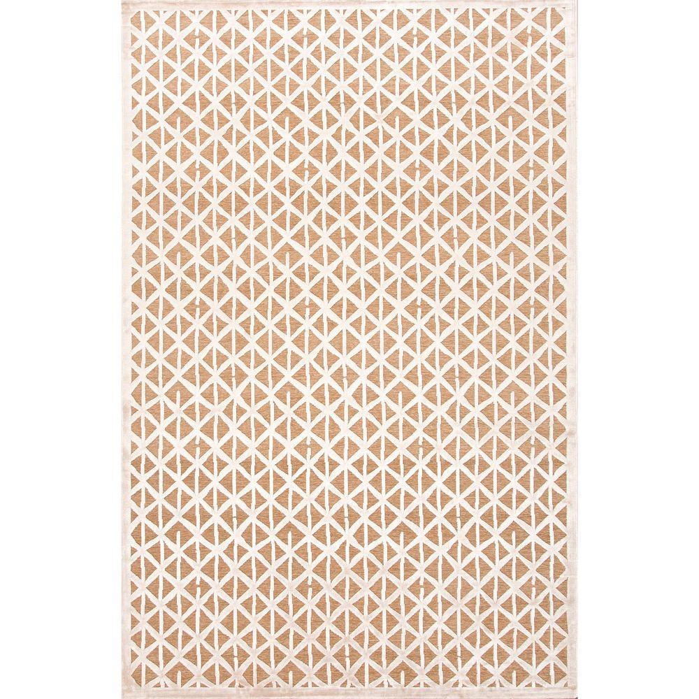 Home decorators collection machine made gardenia 5 ft x 8 for Home decorators chenille rug