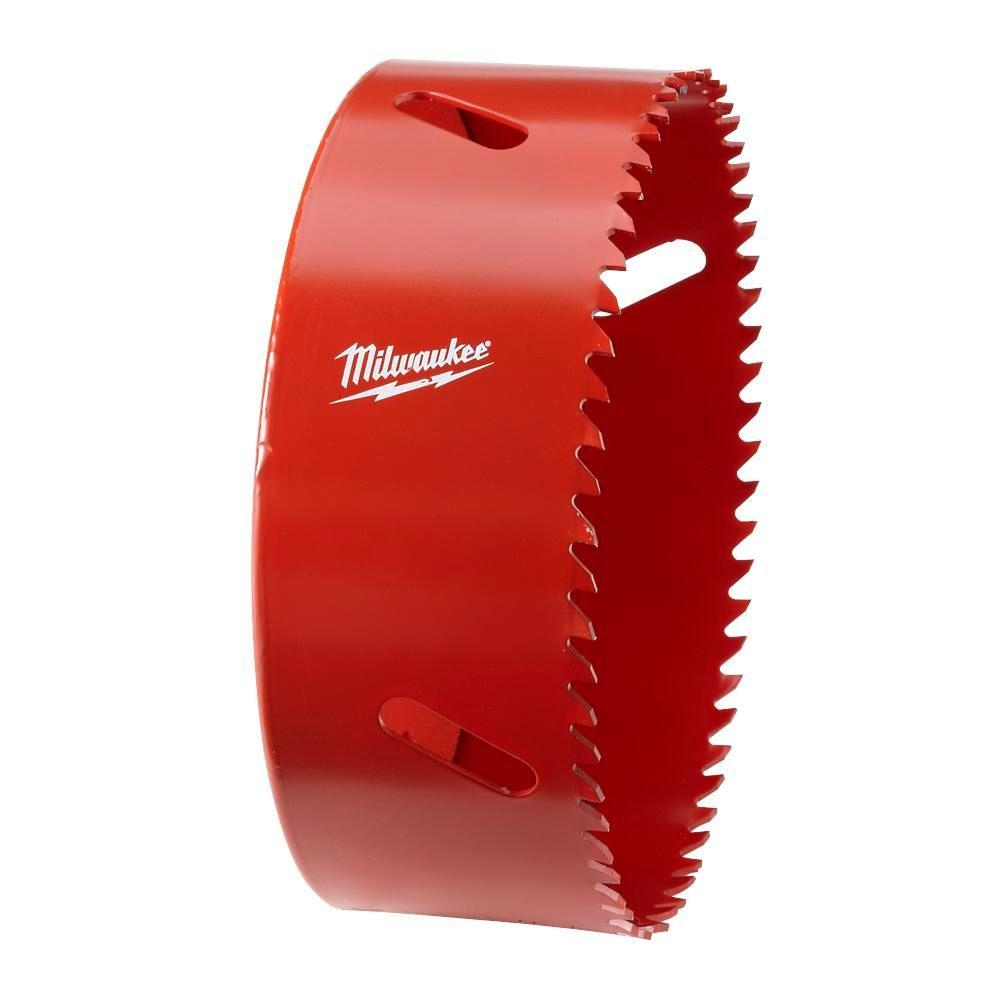 Milwaukee 5 in. Carbide Tipped Hole Saw