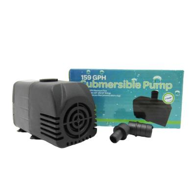 159 GHP Hydroponic, Fountain and Pond Submersible Pump