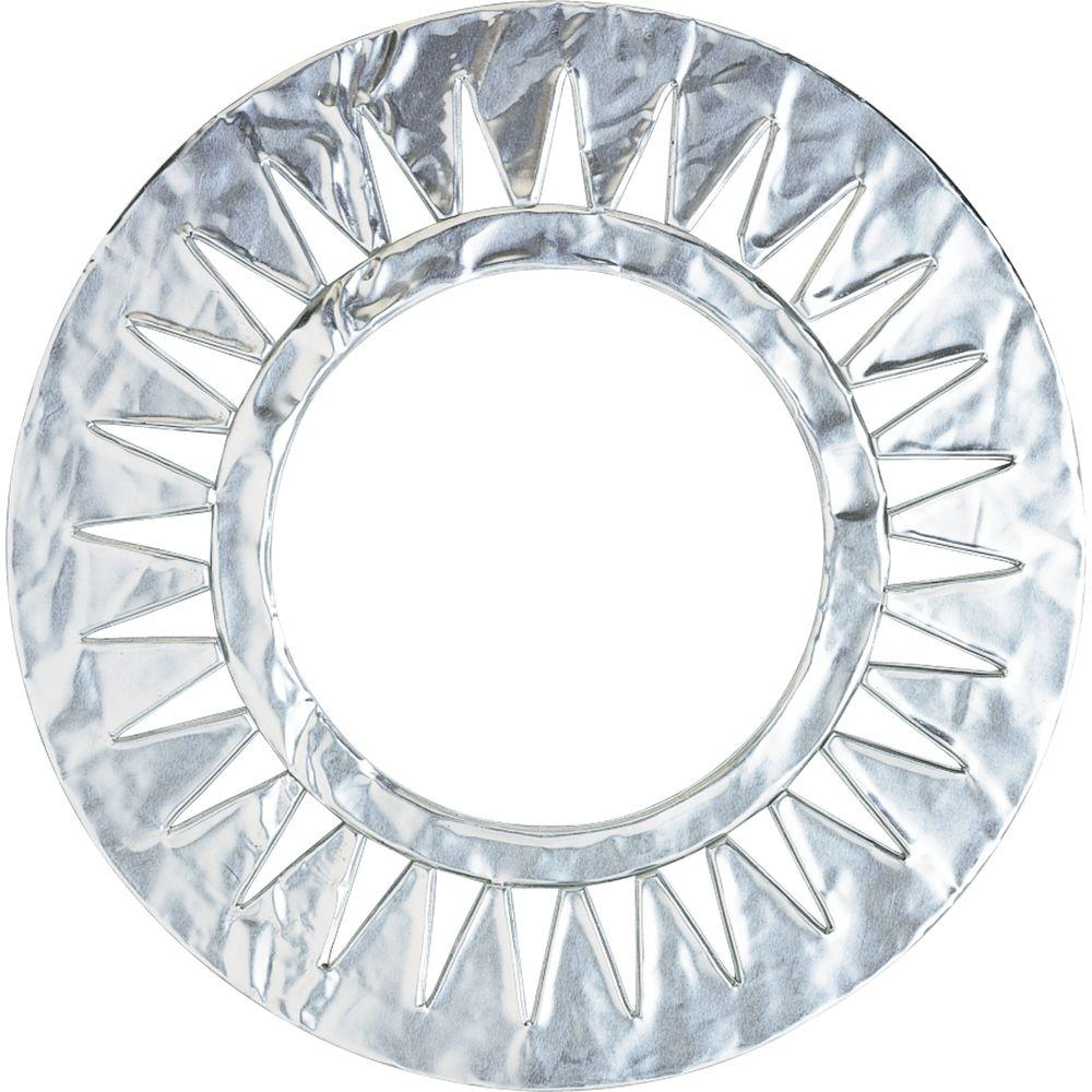 Progress Lighting 4 in. Recessed Lighting Air Tight Gasket-P8588-01 on