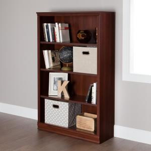 Morgan Royal Cherry Open Bookcase