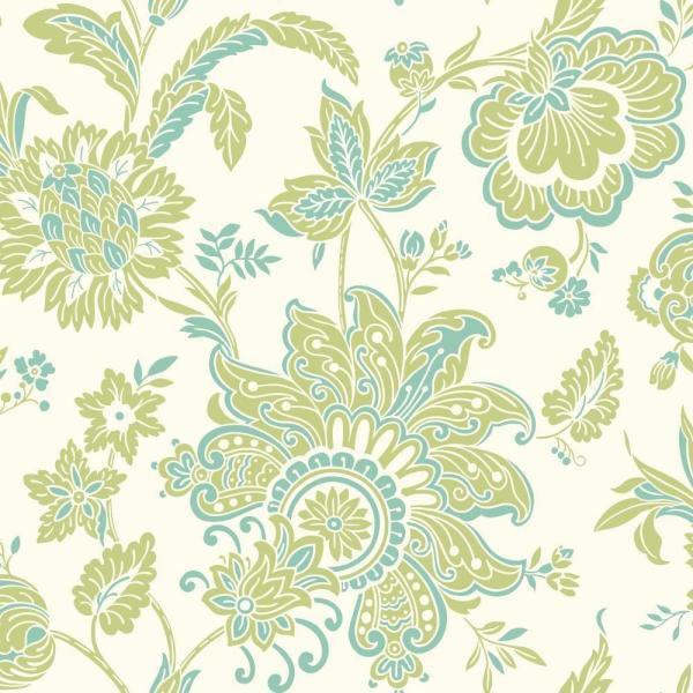 York Wallcoverings Pattern Play Arabella Wallpaper HS2036