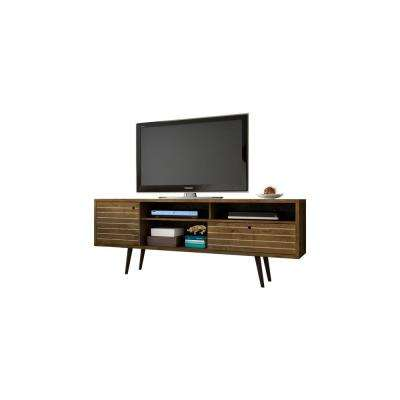 Liberty Rustic Brown Entertainment Center