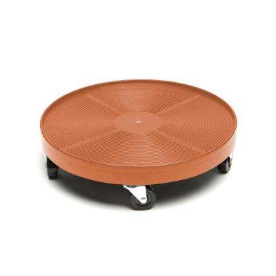 16 in. Terra Cotta Plant Dolly without Hole
