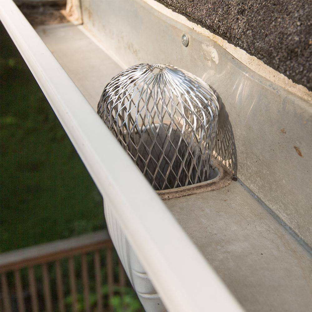 Amerimax Home Products Universal Aluminum Leaf Strainer 21348 The Home Depot