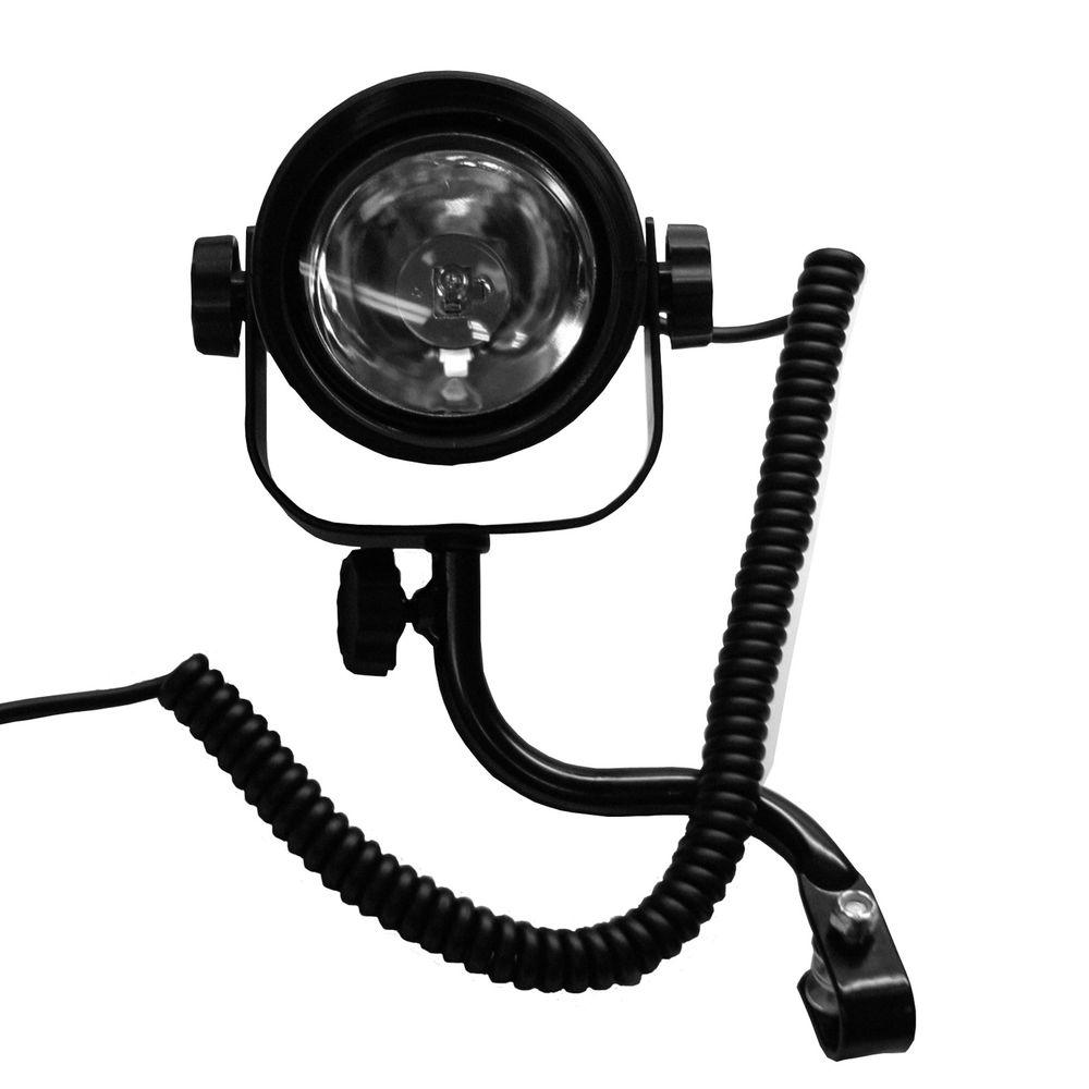 ATV Spotlight with Black Housing