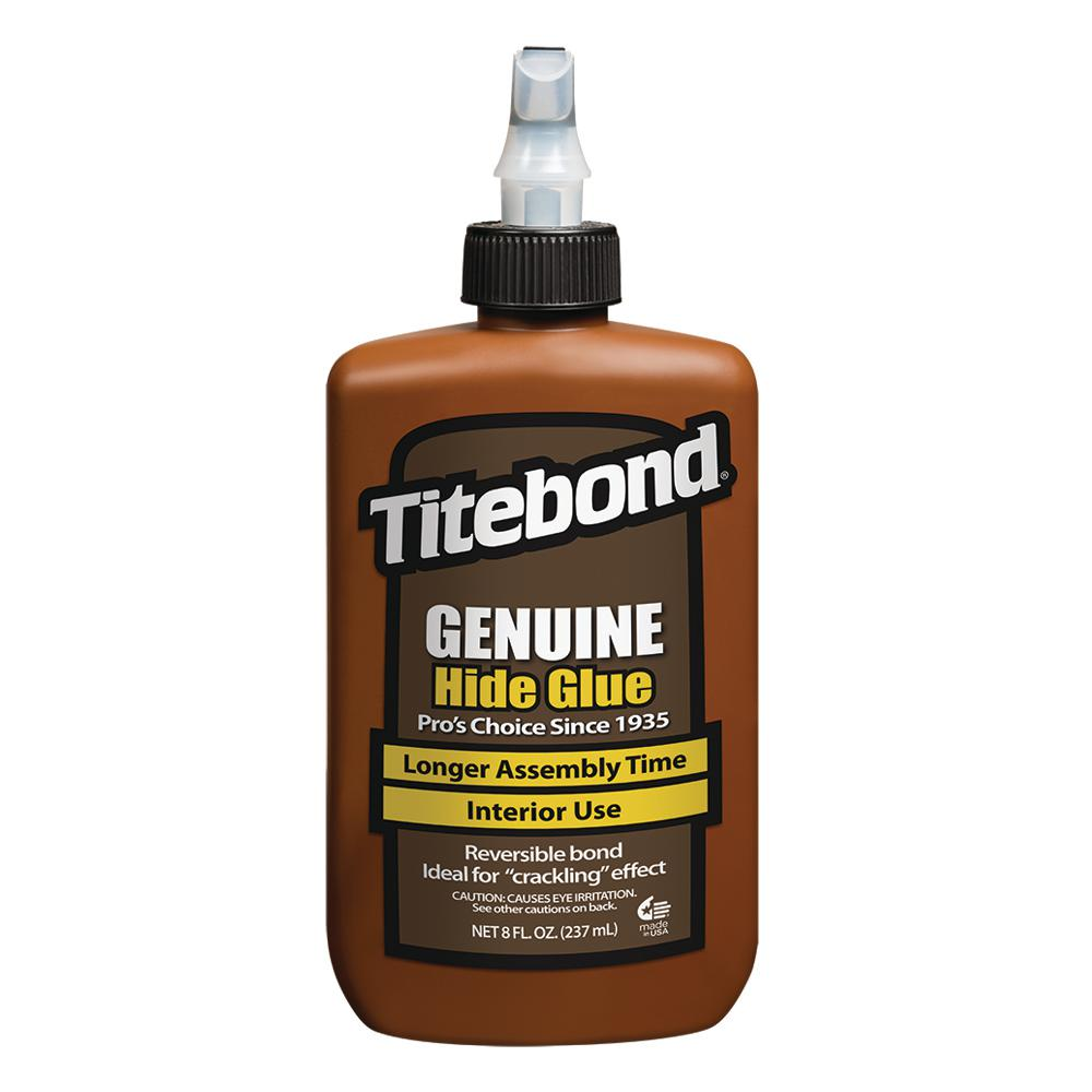 Titebond 8 oz. Liquid Hide Glue (12-Pack)