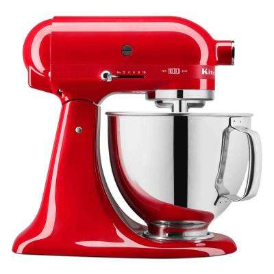 100-Year Limited Edition Queen of Hearts 5 Qt. Stainless Steel Bowl Stand Mixer