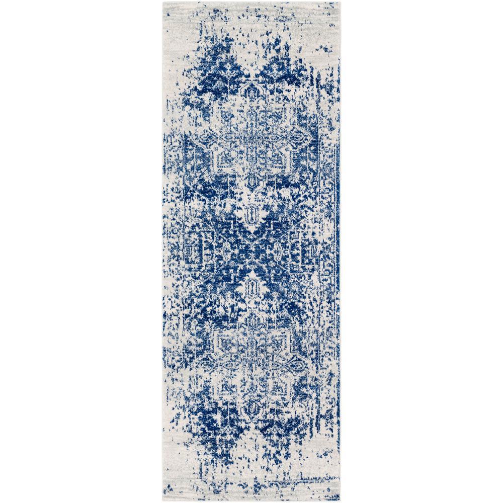 Artistic Weavers Demeter Dark Blue 2 ft. 7 in. x 12 ft. Runner Rug was $170.01 now $75.48 (56.0% off)